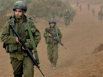 Izraelští vojáci v Libanonu