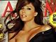 Eva Longoria na titulní stránce časopisu Maxim