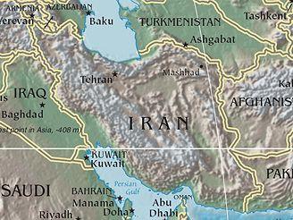Írán je klíčovou spojnicí mezi Blízkým východem a Asií