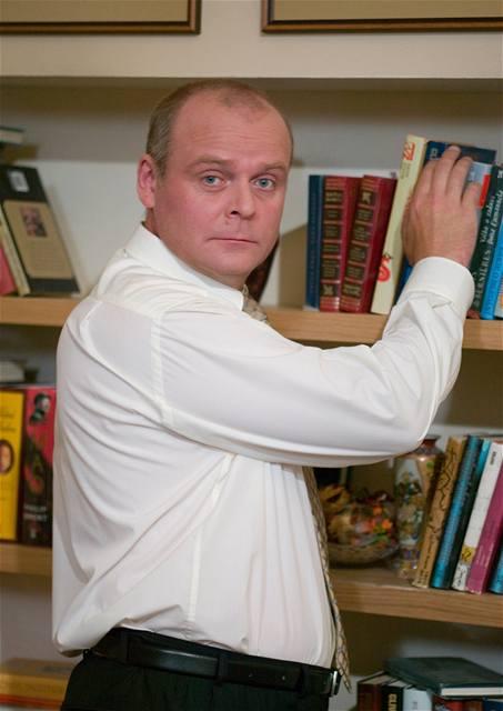 Horákovi, Igor Bareš, foto ze seriálu