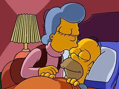 Simpsonovi - Homer a Marge