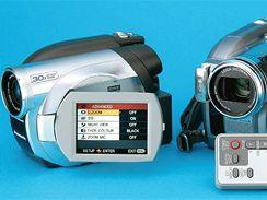 Panasonic VDR-D150EP-S a VDR-D300EP-S