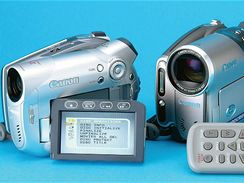 Canon DC100E a DC40E