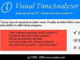 Visual TimeAnalyzer