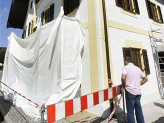 Papežův rodný dům