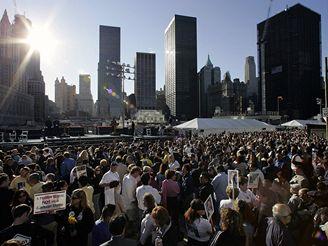 New York, 11. září 2006