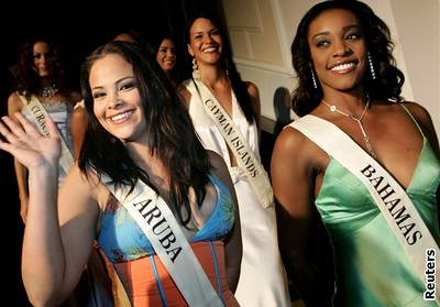 Kliknutím zobrazíte větší formát - Miss World v Polsku