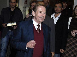 Havel: Kontakty Tošovského s StB mě nepřekvapují