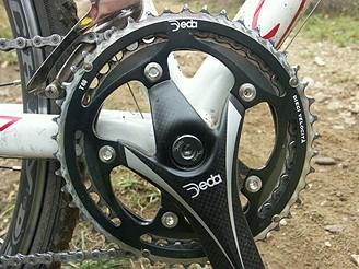 Cyklokrosové kolo, kliky