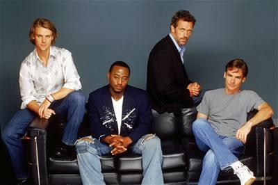 Kliknutím zobrazíte větší formát - seriál Dr. House