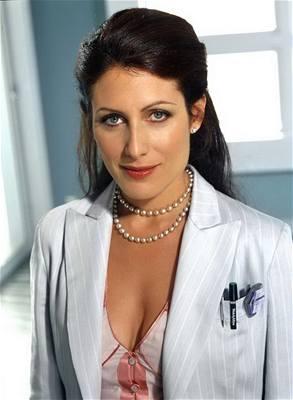 Kliknutím zobrazíte větší formát - Lisa Edelsteinová - seriál Dr. House