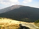 Masív Babí hory z Malé Babí hory