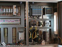 Valík - řídící systém Tecomat od firmy Teco