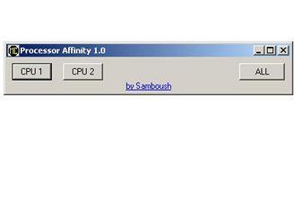 MCUtil - Processor Affinity