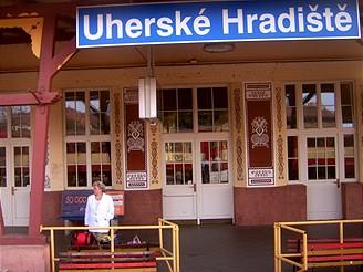 Nádraží Uherské Hradiště