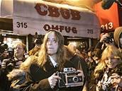 CBGB's - Patti Smith