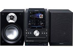 Hudebni vez Sony NAS-D50HD, NAS-M70HD, NAS-M90HD