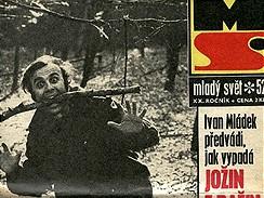 Mladý svět číslo 52, ročník 1978