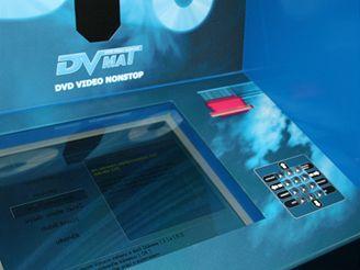 DVD MAT - rozhrani