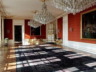 Pražský hrad, Trůnní sál