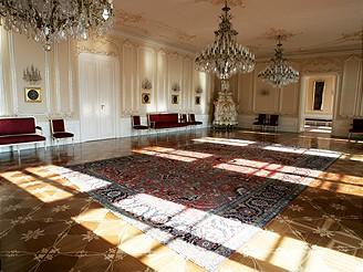 Pražský hrad, Společenský sál - vstup 2 x ročně
