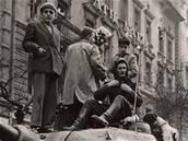 Maďarské povstání, 1956
