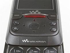 Sony Ericsson W850i recenze