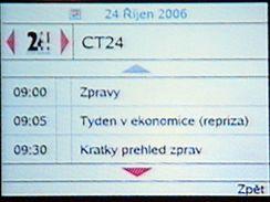 DVB-H TK