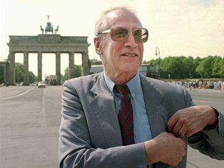 Zemřel nejslavnější špion NDR Markus Wolf