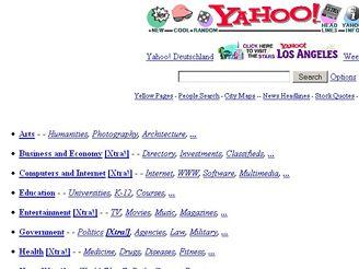 Yahoo - 1996