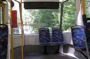Třetí díl poskytuje namísto stanoviště řidiče prostor pro cestující