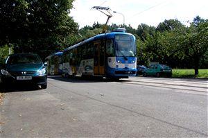Provoz může být zajišťován dvěma vozy ve vlaku