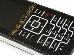 Kaili L168 - exotický mobil I