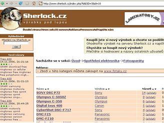 Sherlock.cz