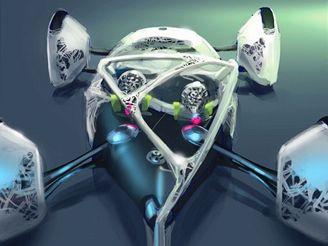 Volkswagen z nanočástic