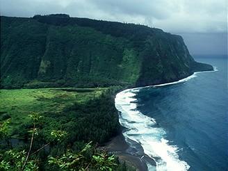 Havaj, Waipio