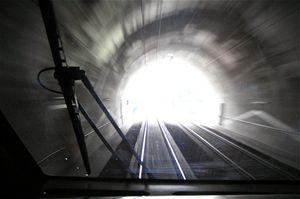 Zato na již zprovozněných úsecích koridoru jde objektivem fotoaparátu vyjádřit maximální rychlost