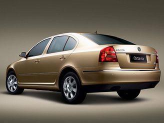 Škoda Octavia pro čínský trh