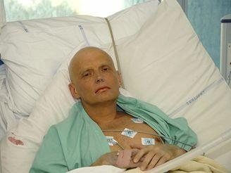 Otrávený agent KGB Litviněnko zemřel