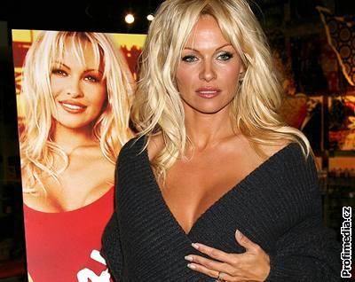 Kliknutím zobrazíte větší formát - Pamela Andersonová