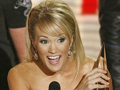 American Music Awads - Carrie Underwood