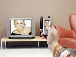 Sony Ericsson se chce pustit do mobilní TV