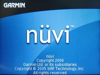Navigace Garmin Nuvi 300 Deluxe