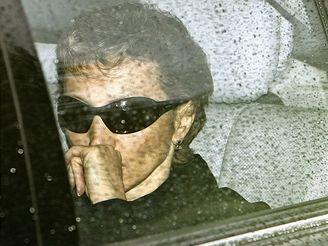 Marina Litviněnko, manželka zesnulého agenta