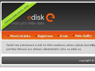 Edisk.cz
