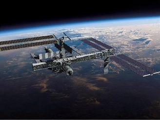 ISS po skončení mise STS 116