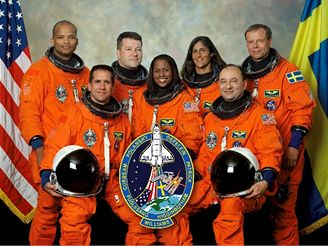 Posádka mise STS 116