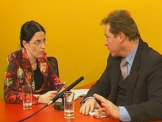 Vladislav Husák a Míša Jílková