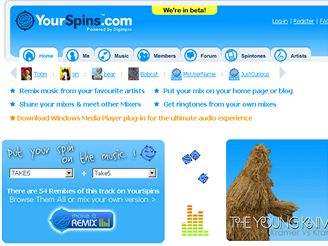 Yourspins.com