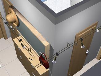 Nová koupelna a kuchyň v paneláku